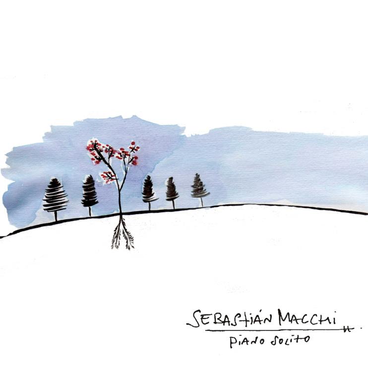 SEBASTIAN MACCHI / セバスティアン・マッキ / PIANO SOLITO / ピアノ・ソリート~たった一人のピアノ