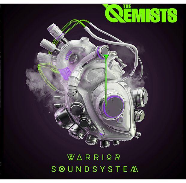 QEMISTS / ケミスツ / Warrior Soundsystem