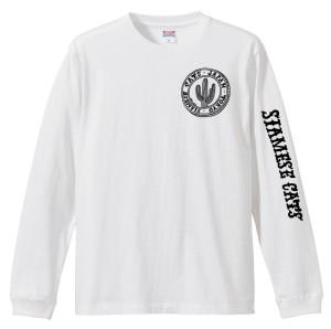 シャムキャッツ / 君の町にも雨はふるのかい? ロングスリーブTシャツ付きSET Mサイズ