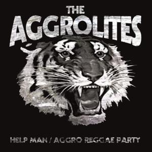 "AGGROLITES / アグロライツ / HELP MAN (7"")"