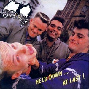 GUANA BATZ / グアナバッツ / HELD DOWN... AT LAST! (LP)