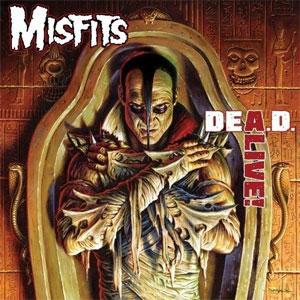 MISFITS / DEA.D. ALIVE!(国内盤)