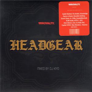 DJ KIYO / DJキヨ / HEAD GEAR
