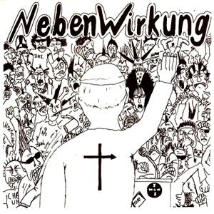 """NEBENWIRKUNG / FICK DEN PAPST (7"""")"""
