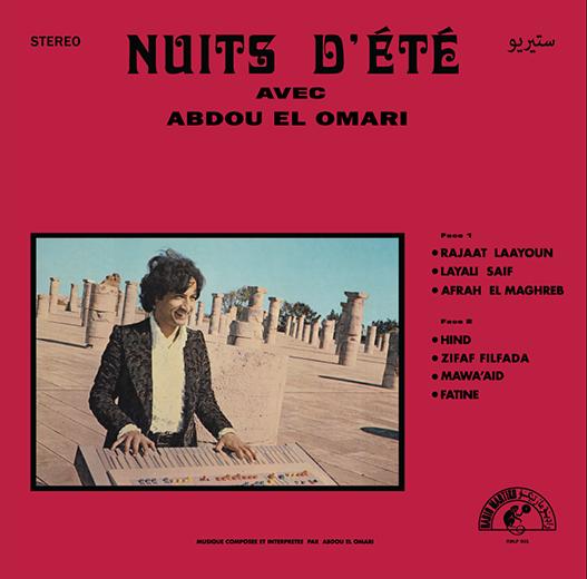 ABDOU EL OMARI / NUITS D'ETE