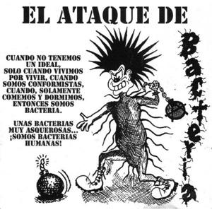 BACTERIA  (MEXICO) / EL ATAQUE DE BACTERIA