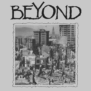 BEYOND (PUNK) / NO LONGER AT EASE (LP)