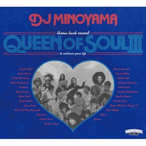 DJ MINOYAMA / DJミノヤマ / QUEEN OF SOUL 3