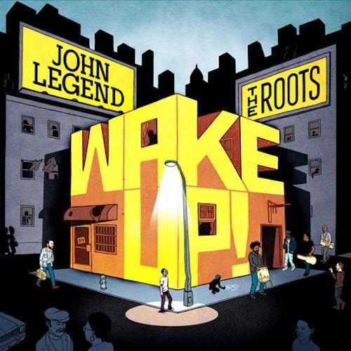 "JOHN LEGEND & THE ROOTS / ジョン・レジェンド・アンド・ザ・ルーツ / WAKE UP! ""ORANGE VINYL 2LP"""