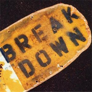 BREAKDOWN / ブレイクダウン / 87 DEMO (LP)