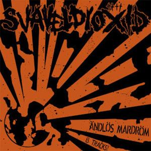 SVAVELDIOXID / ANDLOS MARDROM (LP)