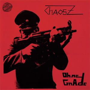 CHAOS Z / OHNE GNADE (2LP)