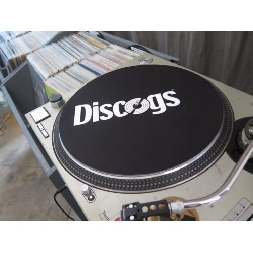 DISCOGS (DISCOGS.COM) / SLIPMATS 12INCH
