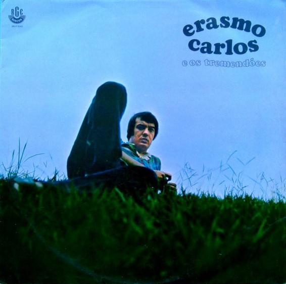 ERASMO CARLOS / エラスモ・カルロス / E OS TREMENDOES (LP)