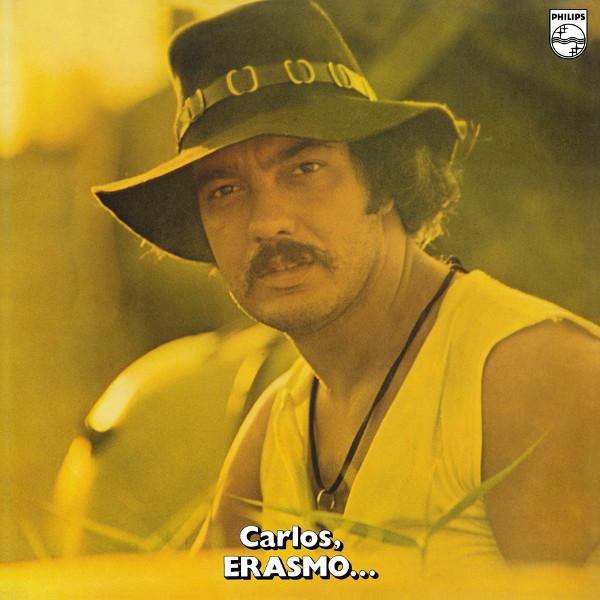 ERASMO CARLOS / エラスモ・カルロス / CARLOS, ERASMO