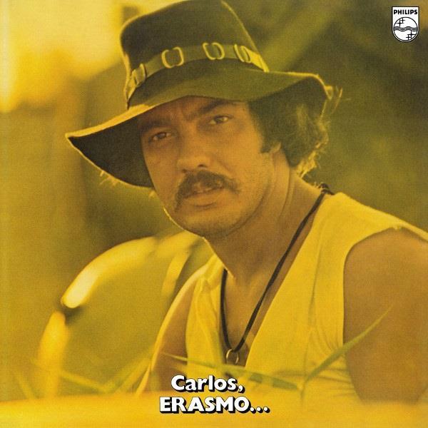 ERASMO CARLOS / エラスモ・カルロス / CARLOS, ERASMO (LP)