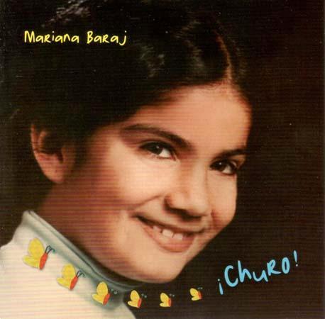 MARIANA BARAJ / マリアナ・バラフ / CHURO!