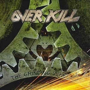 OVERKILL / オーヴァーキル / THE GRINDING WHEEL / ザ・グライング・ウィール<完全限定生産CD+ボーナスDVD+Tシャツ(Lサイズ)>