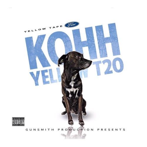 KOHH / YELLOW T△PE 4