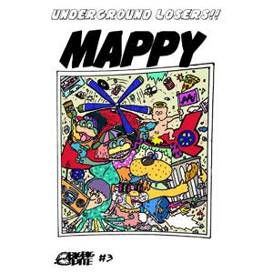 MAPPY / UNDERGROUND LOSERS!!