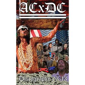 ACxDC / DISCOGRAPHY 03-13 (CASSETTE)