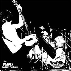 BLADES (PUNK) / SURF CITY PUNKROCK (LP)