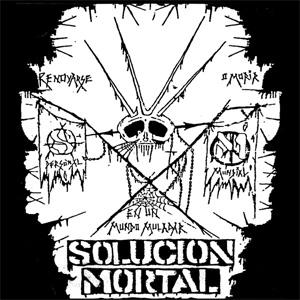 SOLUCION MORTAL / EN EL UMBRAL... DE LA MUERTE