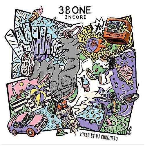 3&ONE / 3NCORE (mixed by DJ Kuroneko)