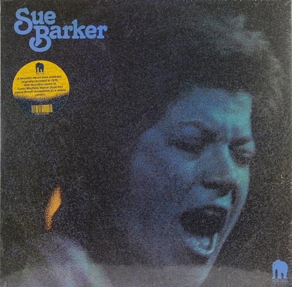 SUE BARKER / SUE BARKER (LP)