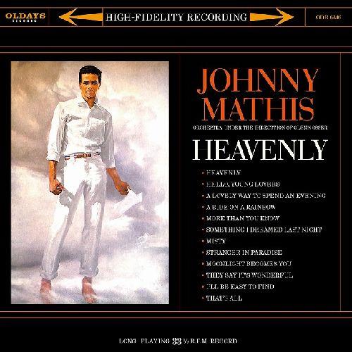 JOHNNY MATHIS / ジョニー・マティス / HEAVENLY / ヘヴンリー