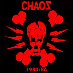 CHAOS (PUNK) / 1980 / 86 (LP)