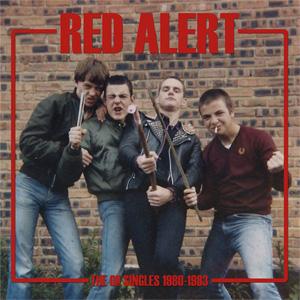 RED ALERT / レッドアラート / Oi! SINGLES 1980-1983 (LP)