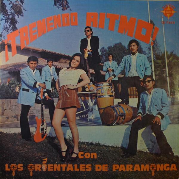 LOS ORIENTALES DE PARAMONGA / ロス・オリエンターレス・デ・パラモンガ / TREMENDO RITMO CON LOS ORIENTALES DE PARAMONGA