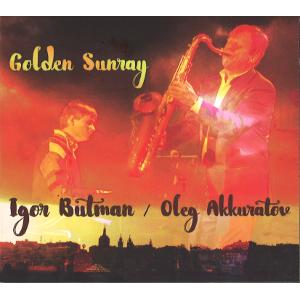 IGOR BUTMAN / イゴール・ブットマン / Golden Sunray