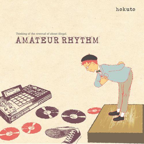 """hokuto / AMATEUR RHYTHM""""アナログLP"""""""
