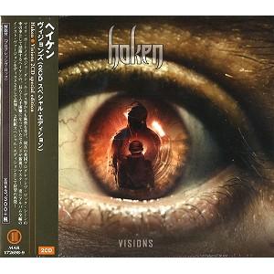 HAKEN / ヘイケン / VISIONS: 2CD SPECIAL EDITION / ヴィジョンズ: 2CDスペシャル・エディション