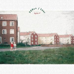 """PENS+ / LEER / SPLIT (7"""")"""