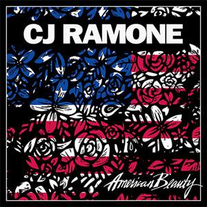 CJ RAMONE / AMERICAN BEAUTY (LP)