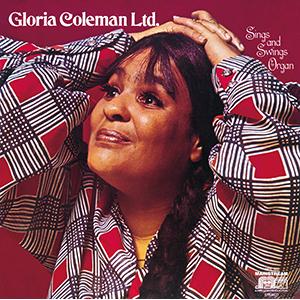 GLORIA COLEMAN / グロリア・コールマン / シングス・アンド・スウィング・オルガン
