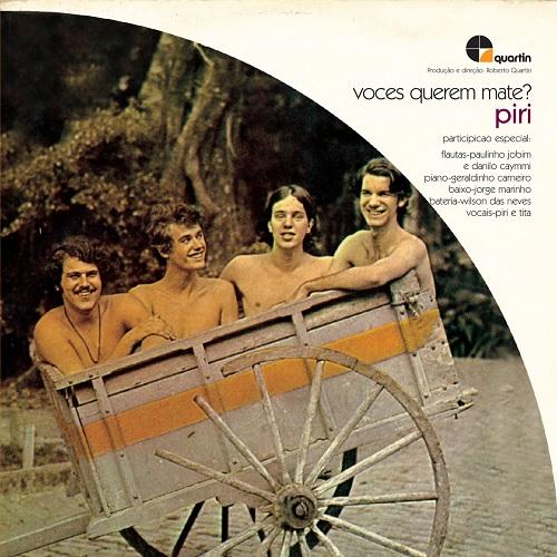 PIRI / ピリー / VOCES QUEREM MATE (LP)