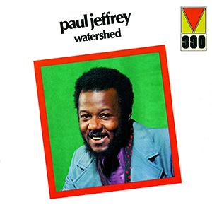 PAUL JEFFREY / ポール・ジェフリー / ウォーターシェッド