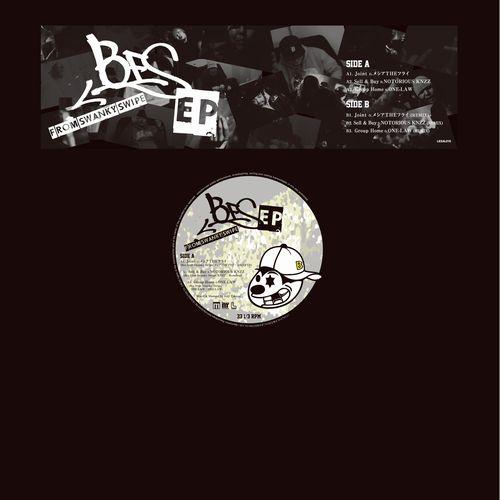 "BES (SWANKY SWIPE) / ベス / EP 12"""
