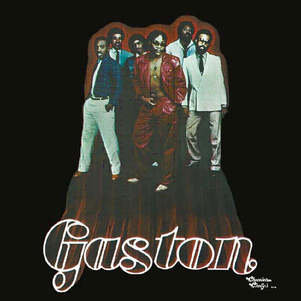 GASTON / ガストン / GASTON (LP)