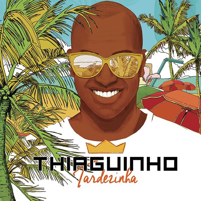 THIAGUINHO / チアギーニョ / TARDEZINHA
