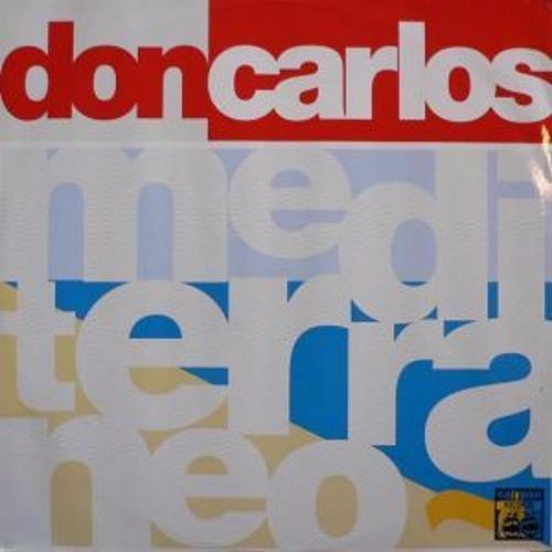 DON CARLOS / ドン・カルロス / MEDITERRANEO EP