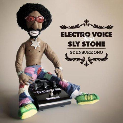 SYUNSUKE ONO / ELECTRO VOICE SINGS SLY STONE(LP)