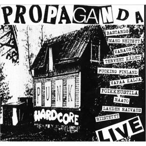 V.A. / PROPAGANDA LIVE (LP)