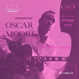 OSCAR MOORE / オスカー・ムーア / オスカー・ムーア・フィーチャリング・リロイ・ヴィネガー