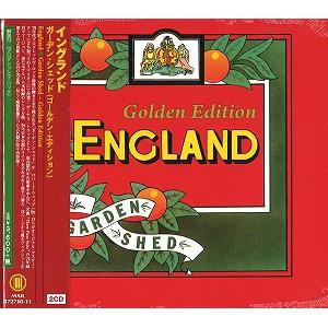 ENGLAND / イングランド / ガーデン・シェッド(ゴールデン・エディション)