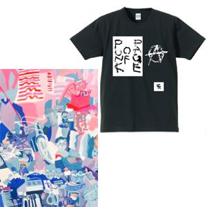 A PAGE OF PUNK / Punk Day~美しい日~ Tシャツ付セット (Mサイズ)